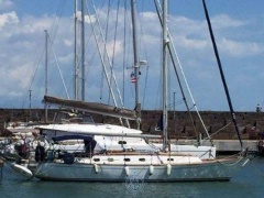 Cantiere Frassi One Off 42 Cruising Yacht a Vela