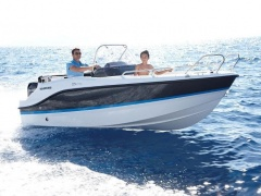 Quicksilver Activ 455 Open VOLLAUSST. Speedboot