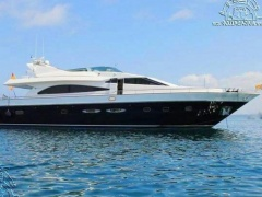 Astondoa 82 Glx Flybridge Yacht