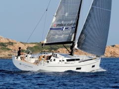 Solaris 42 Race Swiss Nautic 1 Yacht a Vela