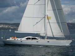 Solaris 72 DH. MAKE OFFER Aquileia Purjejahti