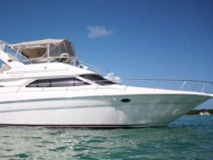 Sea Ray 450 Express Bridge Flybridge
