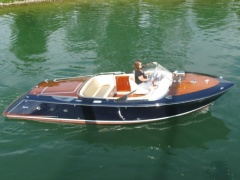River Bank Boats Caprice 21 Runabout
