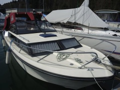 Scand 26 hc Pilothouse Boat