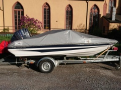 Campion Allante 485 CD / Yamaha F 80 / Trailer Sportboot