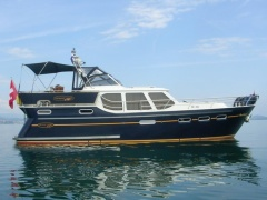 Thomasz Yachts Business Class 41 Motoryacht