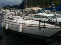 Star Boat B 31 Mark 2 Kielboot