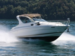 Wellcraft 2800 Martinique Kabinenboot