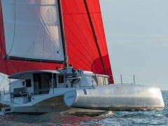 NEEL 45 Racing Trimarano