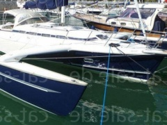 Quorning Dragonfly 1200 Trimarano
