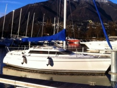 Jeanneau Sun Dream 28 Lifting Kiel Yacht a Vela