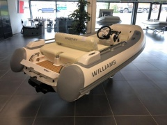 Williams SportJet 345 Canot pneumatique à coque rigide