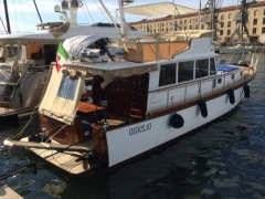 Custom  NAVIGA 49 - M/Y Trawler «Enjoy» Flybridge Yacht