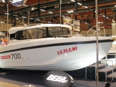 Bella Cabin Cruiser 700 Patrol Pilothouse Boat