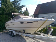 Sea Ray 22 OVS Sportboot