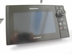 Raymarine Multifunktionsdisplay Bordelektrik und Yachtelektronik