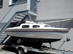 Cobramold Leisure 17 Segelyacht