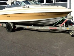 Sea Ray Seville 5 6 CC Sportboot