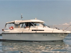 Nimbus 27 Coupe Pilothouse Boat