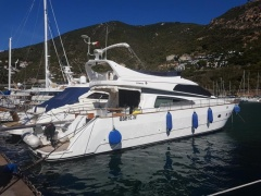 Gianetti 60 FLY Flybridge