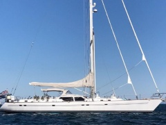 Oyster 68 In the Mood Yacht a vela
