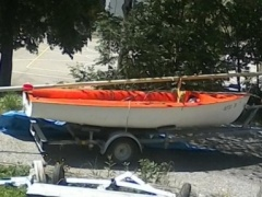 Nautivela Flying Junior Jolle