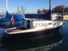 Rebell Mark II Yacht a Vela