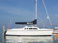 Hunter 23.5 Sailing Yacht