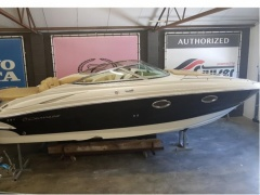 Crownline 266SC - 66hours - new condition ! Cuddy Cabin