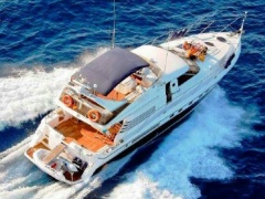 Fairline Squadron 62-65 Flybridge Yacht