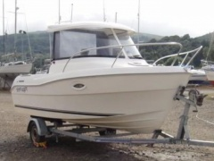 Quicksilver 530 Pilothouse Kabinenboot