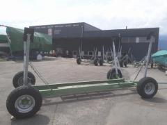 WEBER N5,5S Launching Trolley
