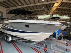 Sea Ray 250 SSE Cuddy Cabin