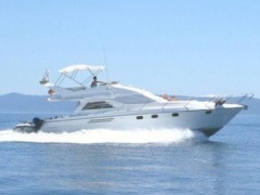 Princess 470 Spezial Flybridge Yacht