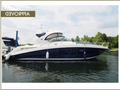 Sea Ray 395 DA Sundancer Hard Top Yacht