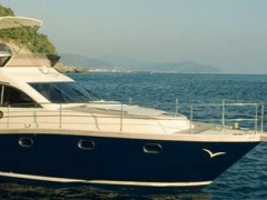 Portofino 47 Fly Flybridge Yacht