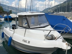 Quicksilver 500 Pilothouse Fischerboot