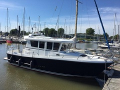 Sarins Minor 31 Offshore Motoryacht