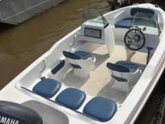 A+G Olympic Bayliner Sportboot