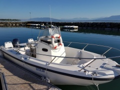Boston Whaler Outrage 21 Yacht a Motore