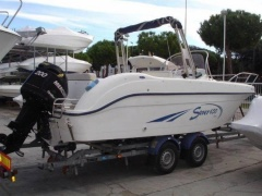 Saver 650 Open Deck Boat