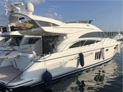 Princess 58 Fly Flybridge Yacht