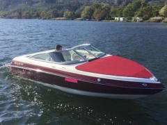 Bryant Boats 190 BR Ponton-Boot