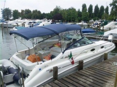Sea Ray 240 Sundancer Speedboot