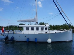 Tropic Composites Custom TRAWLER FIFTY 38 JP BROUNS Guni Yacht à voile