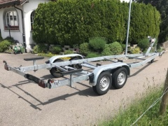 Stüssi BMT 2500 Twin Axle