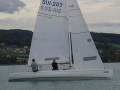 BG Race M 7.50 Day Sailer