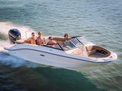 Sea Ray 19 SP OB / Mercury 150 Bowrider