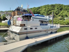 Neptuns 106 Fly Flybridge Yacht