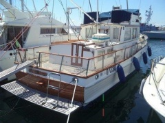 Grand Banks 36' Classic Motorjacht